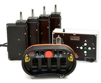 Bellypack RANGER Remote Control Systems for hydraulics   Anderson
