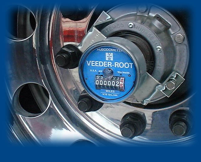 Hubodometers from Veeder-Root | Anderson Controls